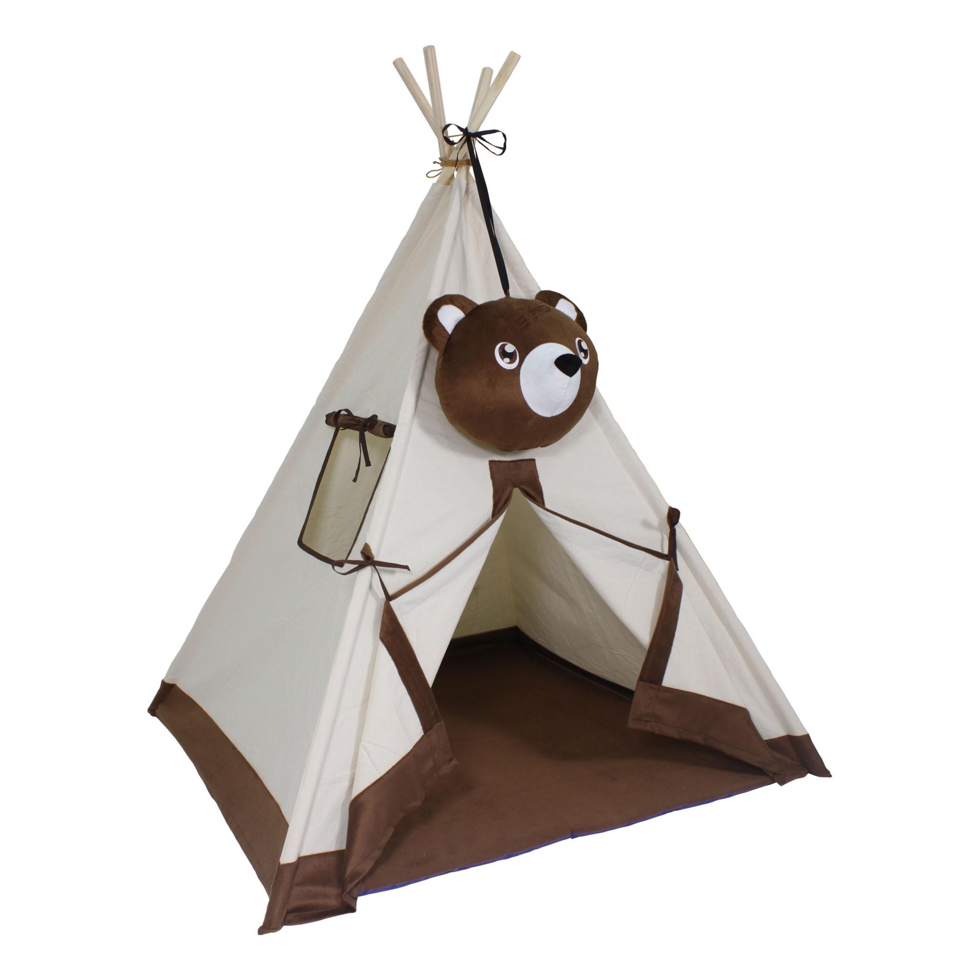 Cabana Urso Base Impermeável CiaBrink
