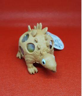 Dinossauro Anti Stress Squishy Marrom