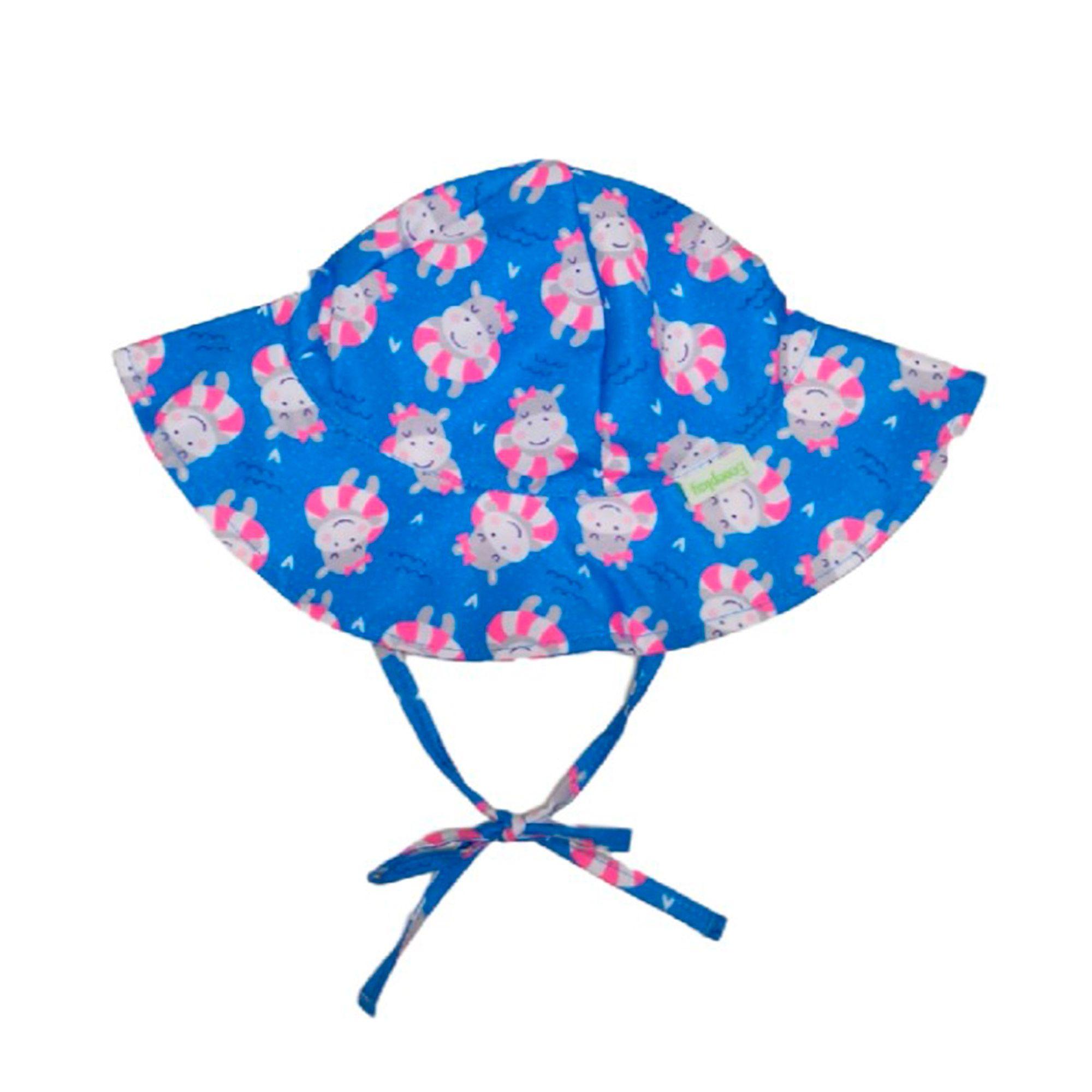 Ecoeplay - Chapéu de Praia - Popotinha - Tamanho G