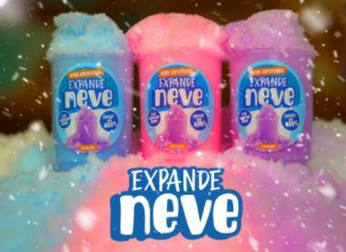 EXPANDE NEVE AZUL - GELELE