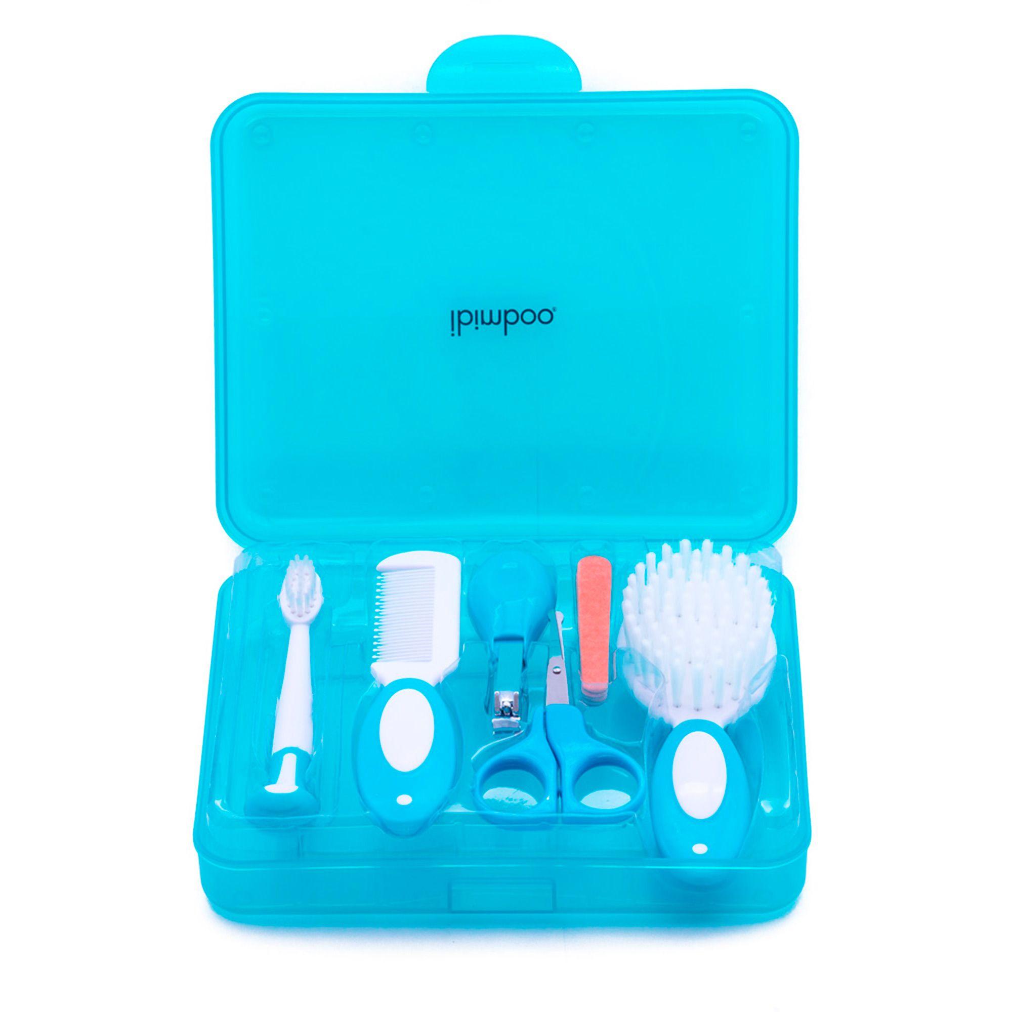 Kit Higiene Ibimboo - Azul
