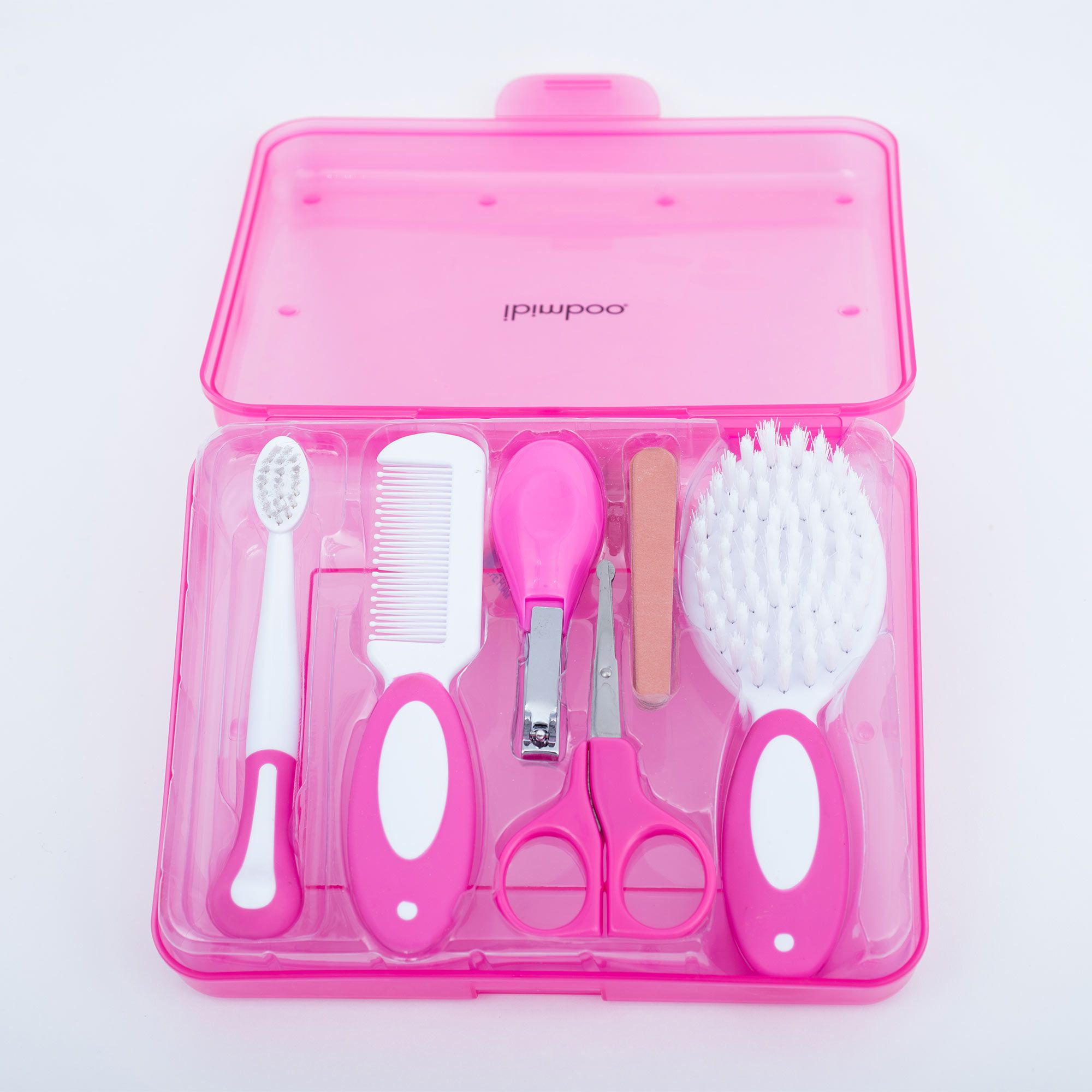 Kit Higiene Ibimboo - Pink
