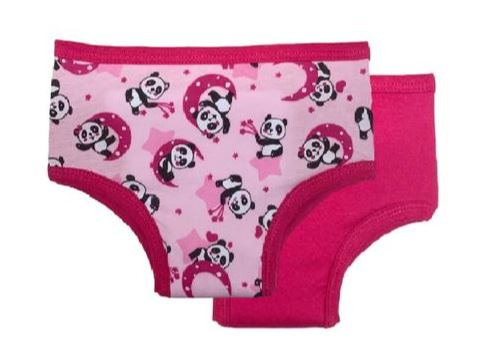 Kit Treinamento Desfralde Pandas - Ecoeplay - Tam. M