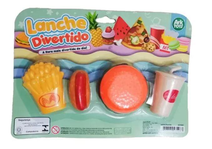 Lanche Divertido Ark Toys