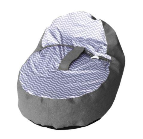 Puff Ninho Vira Sofázinho com Cinto Segurança Estampado BabyPill
