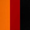 Laranja, Vermelho e Preto