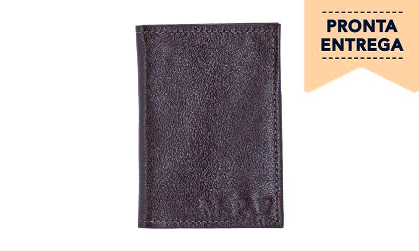 Porta Cartão de Crédito Masculino - Pronta Entrega