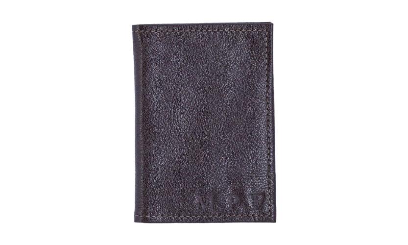 Porta Cartão de Crédito Masculino