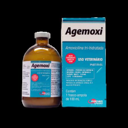 Agemoxi amoxicilina tri-hidratada - 100ml