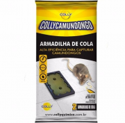 Armadilha Adesiva para ratos - Colly Rato