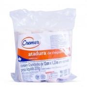 Atadura Crepom Cysne Cremer c/ 12un