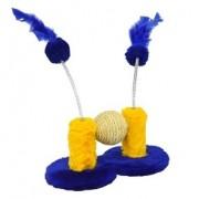 Brinquedo e Arranhador MaxBall - São Pet