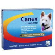 Canex Composto - Cx 4 cp