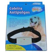 Coleira Antipulgas Ultrassônica Para Cães Pet - Western