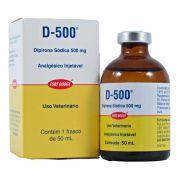 D-500 Injetável - 50ml