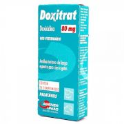 Doxitrat 80mg e 200mg - 12 e 24 comprimidos