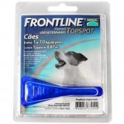 Frontline Topspot - 1 Pipeta de 1 a 10kg