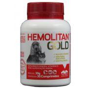 Hemolitan Gold - 30 Comprimidos