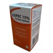Lispec 15% Injetável - 100ml