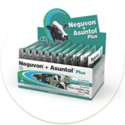 Neguvon com Asuntol Plus - Sachê 100g