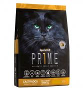 Ração Special Cat Prime Castrados Salmão/Arroz - 3kg