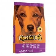 Ração Special Dog Raças Pequenas - 3kg