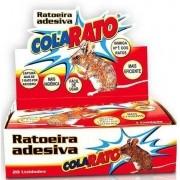 Ratoeira Adesiva Cola Rato AmericanPets - 1 Unidade