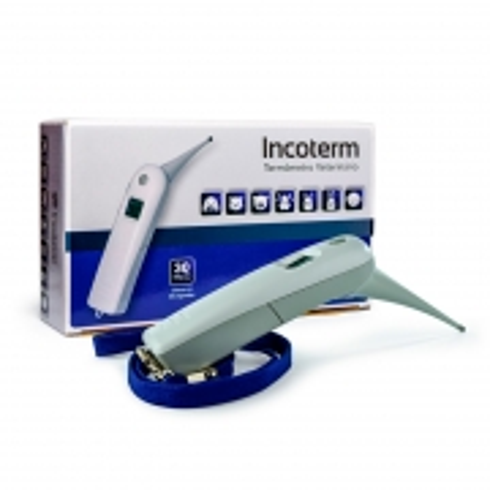 Termômetro Digital Veterinário Incoterm