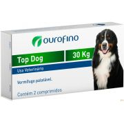 Top Dog 3000MG - 30 kg cx 2 cp