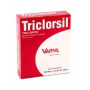 Triclorsil Antiparasitario Triclorfon- 150g e 500g