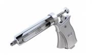 Vacinador Pistola Agrozootec Kaber Vision 50ml