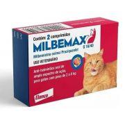 Vermifugo Milbemax para Gatos - de 2 a 8kg