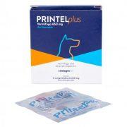 Vermífugo Printel Plus 660 mg - CentagroVet