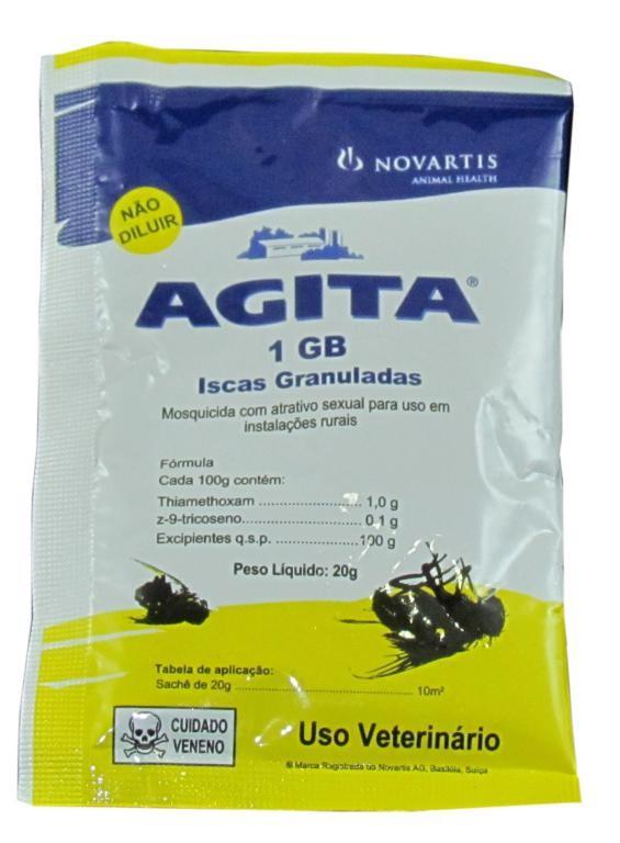 Agita Mosquicida - 20g