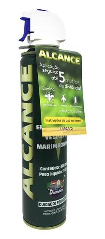 Alcance - Repelente de Vespas e Marimbondos 400ml