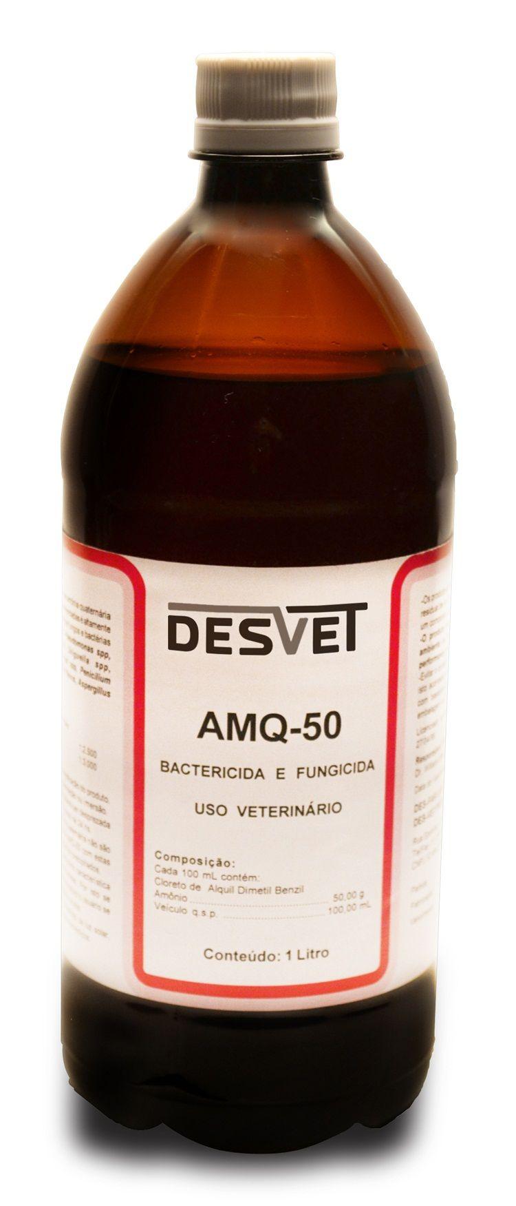 Desinfetante Amq 50 - 1L e 50L
