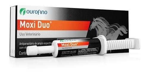 Antiparasitário Moxi Duo - 9,6g