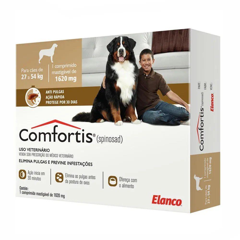 Antipulgas Comfortis - 1620mg 1 comp