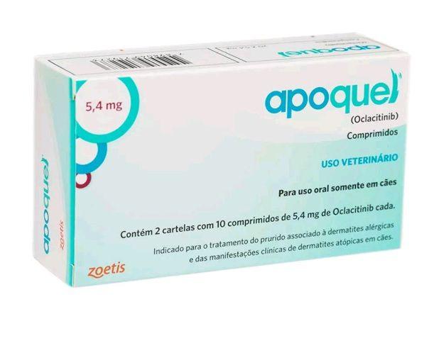 Apoquel 5,4mg Comprimido