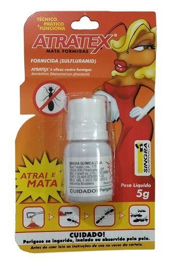 Atratex Isca Mata Formigas - 5mg