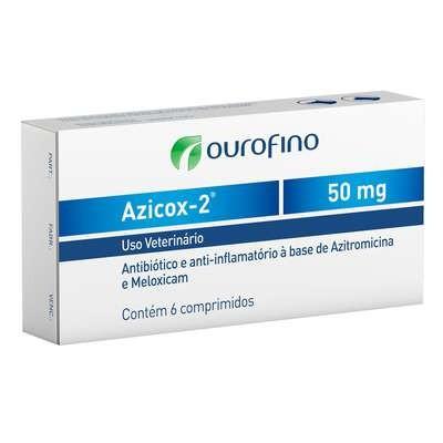 Azicox-2 de 50 e 200mg