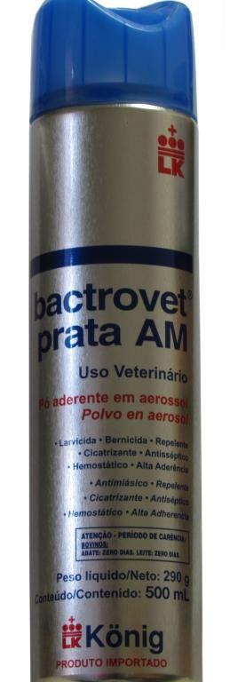 Bactrovet Prata - 500ml