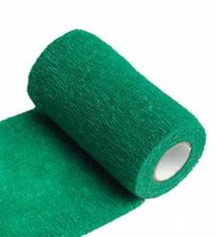 Bandagem/Atadura Elástica Adesiva Flexível - Cores Variadas