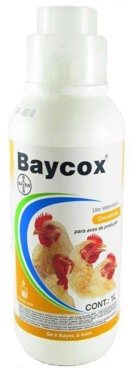 Baycox Aves de 1 Litro