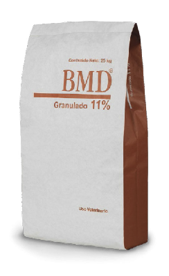 BMD Granulado 11% - 25kg
