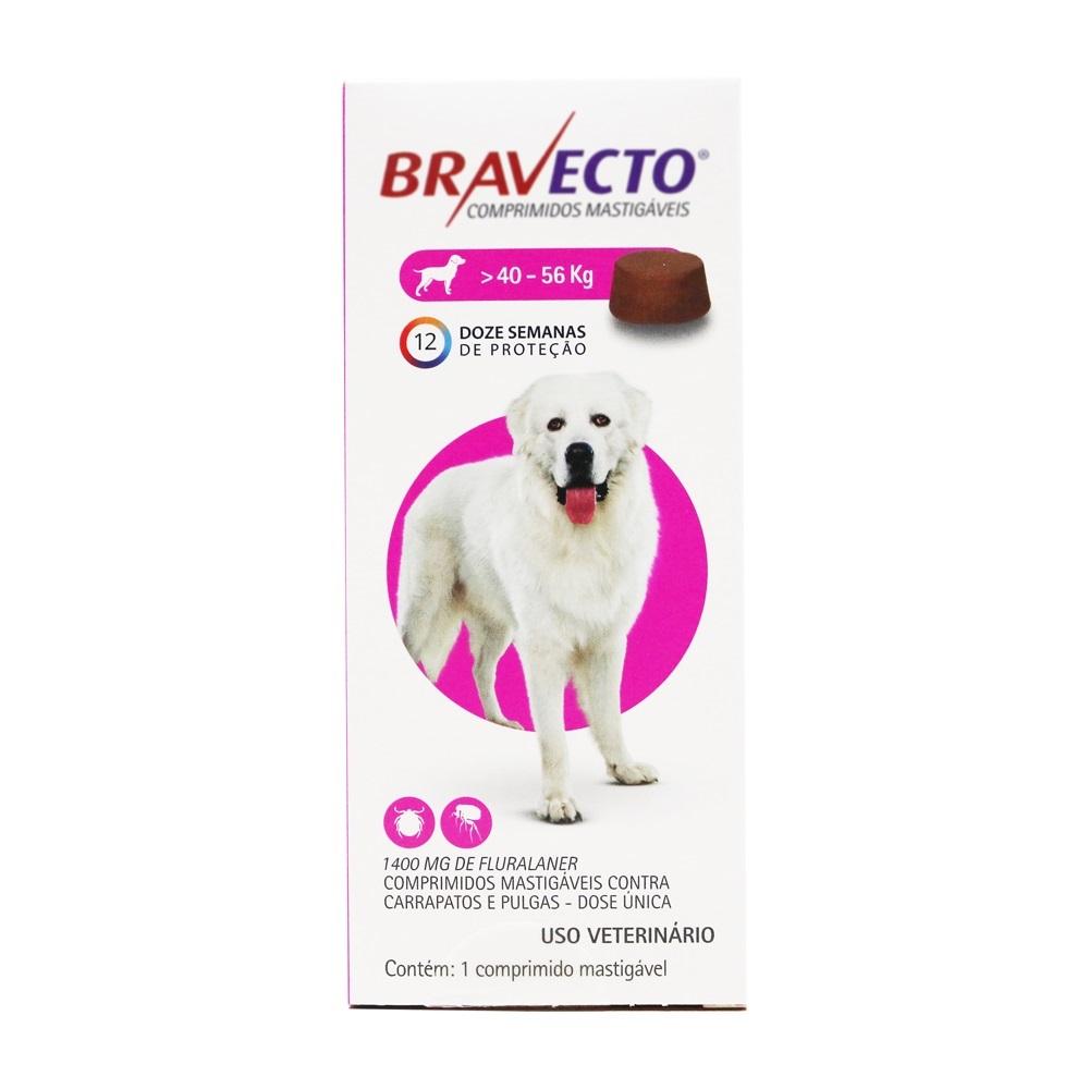 Bravecto - 40kg a 56kg