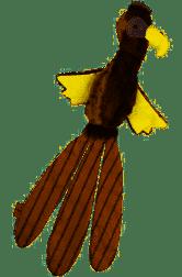 Brinquedo Pássaro - 1 unidade
