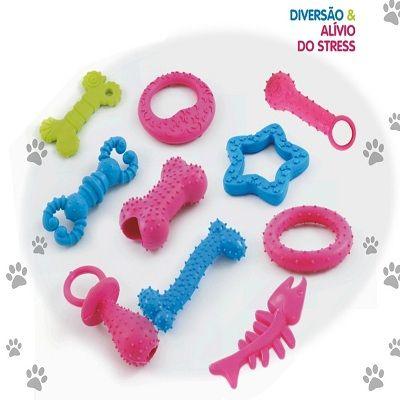 Brinquedo Sortido para Cachorro