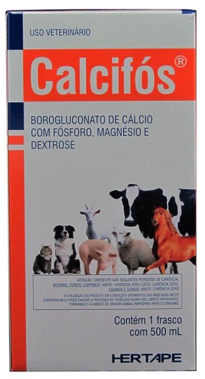 Calcifós -500 ml