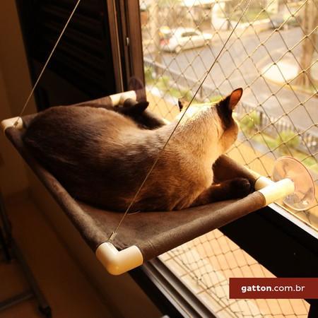 Cama suspensa de Gatos Catbed
